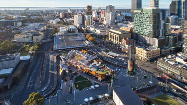 The City of Perth will double the number of opportunities that pedestrians have to cross at intersections in the CBD.