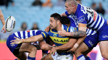 Trade web: Jarryd Hayne is seeking 'fullback money' to stay with the Eels, but the destination of David Klemmer will have a bearing on contract negotiations.