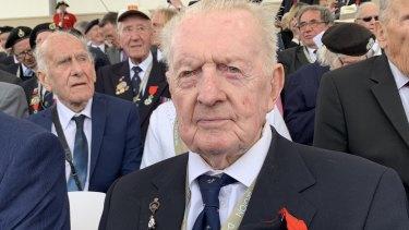 Veteran John Worthington.