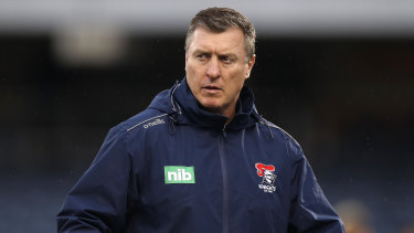 Former Raiders coach David Furner is one of three men in line to be the Dragons next head coach.