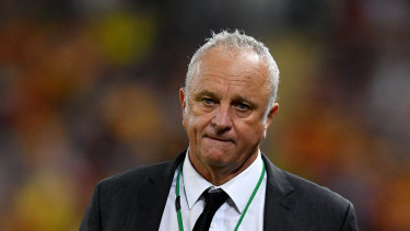 Injury headaches: Socceroos coach Graham Arnold has a lot on his plate ahead of next week's Asian Cup opener.