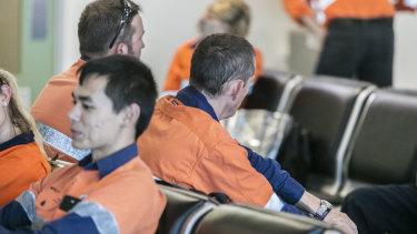 Trade dispute is threatening Queensland jobs.