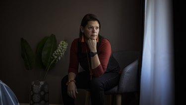 Jodhi McMahon is a cervical cancer survivor.