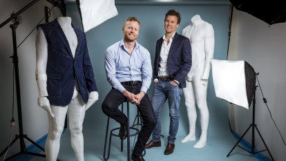 This tailor 3D prints replicas of their customers to get the perfect fit