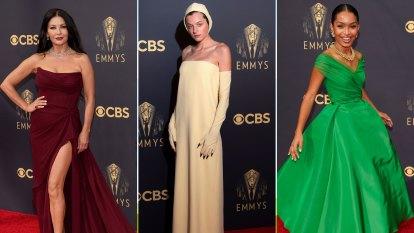 Emmys best-dressed: European fashion versus Hollywood glamour