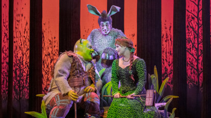 Shrek The Musical coming to Brisbane next month