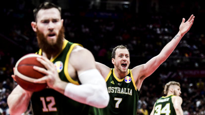 Boomers jump in world basketball rankings