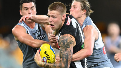 Pies headed to Perth as Power take top spot