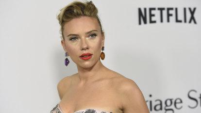 What is Scarlett Johansson's problem?