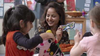 First in English, then Punjabi: Inside our bilingual kindergartens