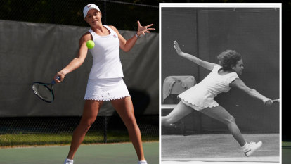 Barty and Goolagong Cawley: two Aussie heroes, three very different Wimbledons