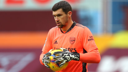 'I can't wait': Socceroos goalkeeper Ryan signs with La Liga outfit