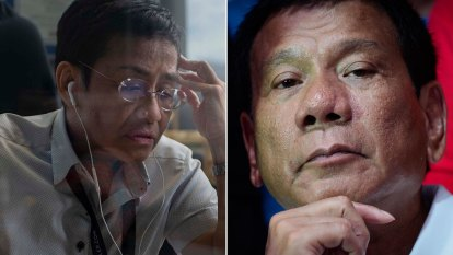 'She just keeps on going': Duterte critic Maria Ressa's fight for press freedom