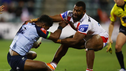 Raiders face sanction for 18th man bungle as Ravalawa faces another ban