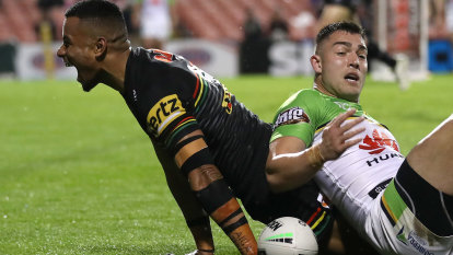 Eighth wonder: Penrith continue remarkable run to stay top