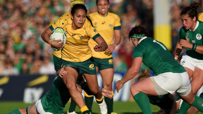 Women's Rugby World Cup in New Zealand to be postponed until 2022