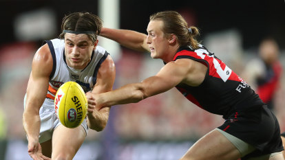 Sydney COVID-19 case may disrupt this weekend's AFL fixture