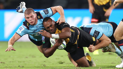Penney unsure if he's still the man to lead Tahs after poor loss to Force