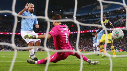 Manchester City among big guns through to League Cup quarter-finals