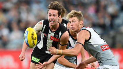 Call on injured Brown could deliver Magpies a third draft pick