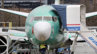 Boeing gets green light for test flights of its troubled 737 Max