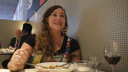 Recasting monsters as women: lunch with Maria Lewis