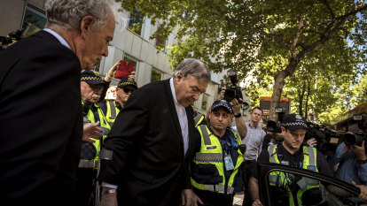 Multiple contempt trials loom over reporting of Pell's conviction