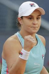 Australian world No.1, Ashleigh Barty.