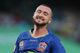 The Newcastle Jets made a grand final in 2017 but have endured a difficult few years since, on and off the field.