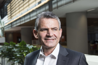ANZ Bank's group executive for technology, Gerard Florian.