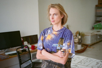"""Camille Henrot: """"I am very much a cat, like I really like my home.″"""