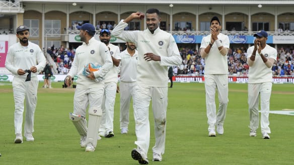 India seize control after spectacular England batting collapse