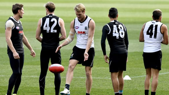 Watts that? Power opt against allowing Jack to face his former Demons