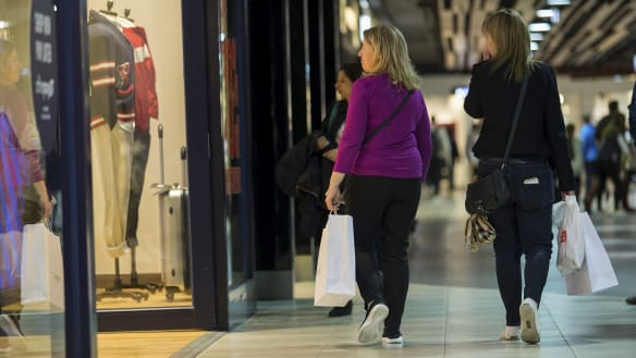 Queensland leads charge as retail spending soars