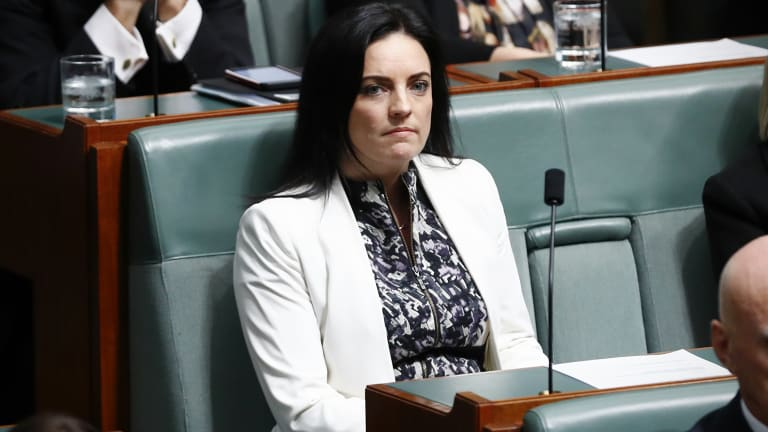 Emma Husar had a meteoric political rise after joining the party in 2013.