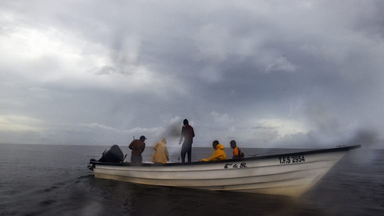 The increasing criminality of piracy on the waters between Venezuela and Trinidad is affecting fishermen's livelihoods.
