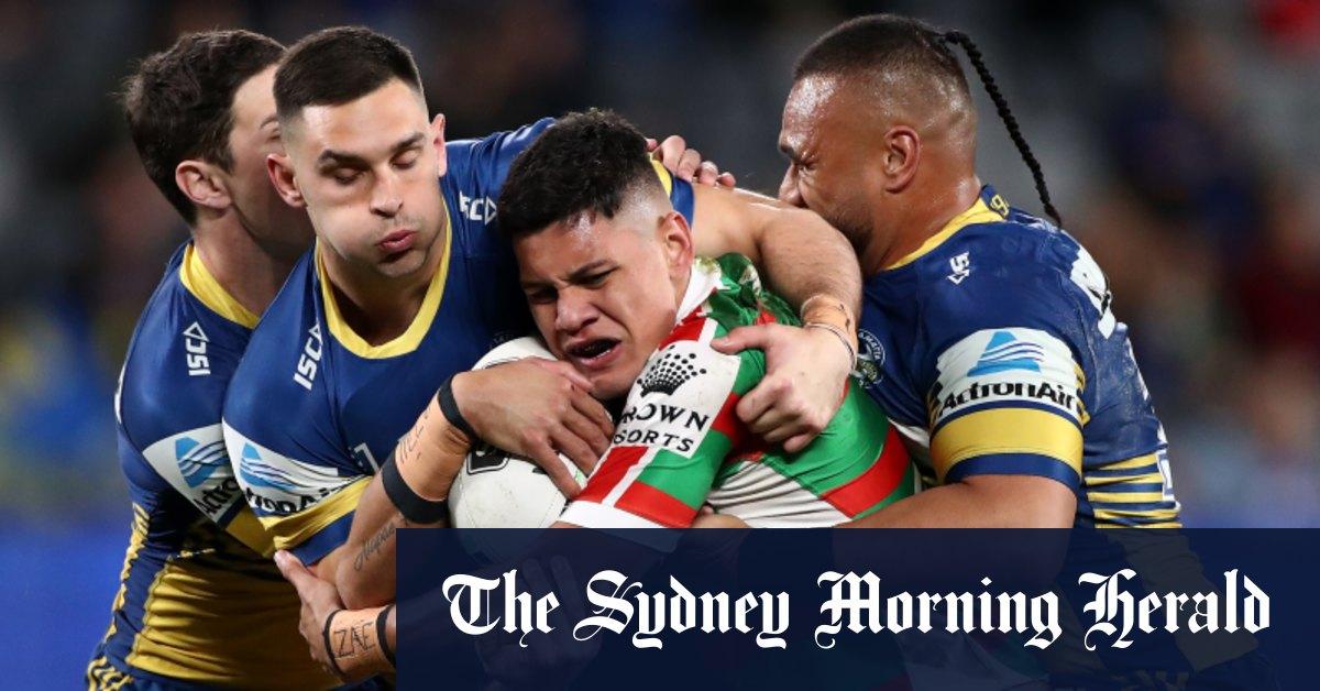 NRL 2020 LIVE: South Sydney Rabbitohs demolish Parramatta Eels 38-0 – The Sydney Morning Herald