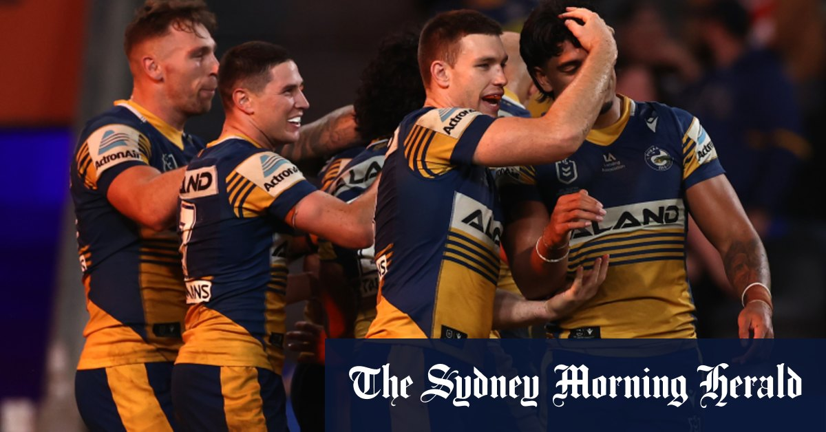Bubble trouble: Eels may only have 17 eligible players for Magic Round – Sydney Morning Herald