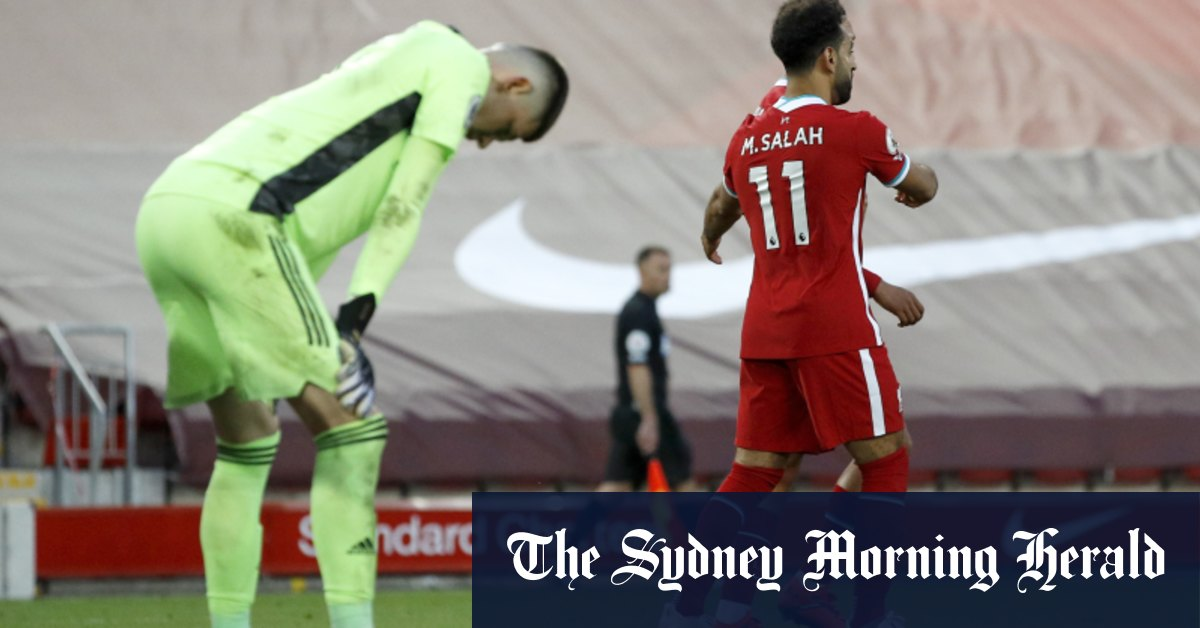 Liverpool Arsenal off to flying starts in new Premier League season – Sydney Morning Herald