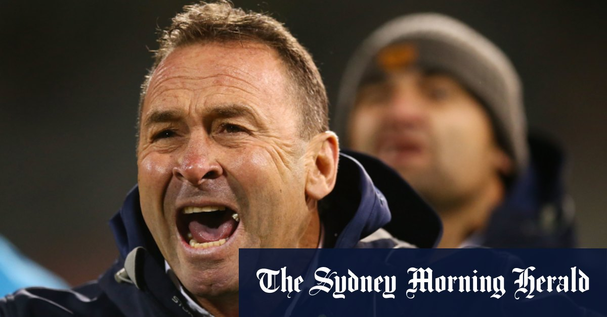 'Punch in the head': Stuart slams Sunshine state over Raiders travel request – The Sydney Morning Herald