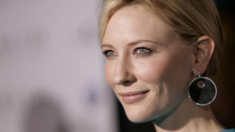 Cate Blanchett stars in Stateless, a play set at an immigration detention center on ABC.
