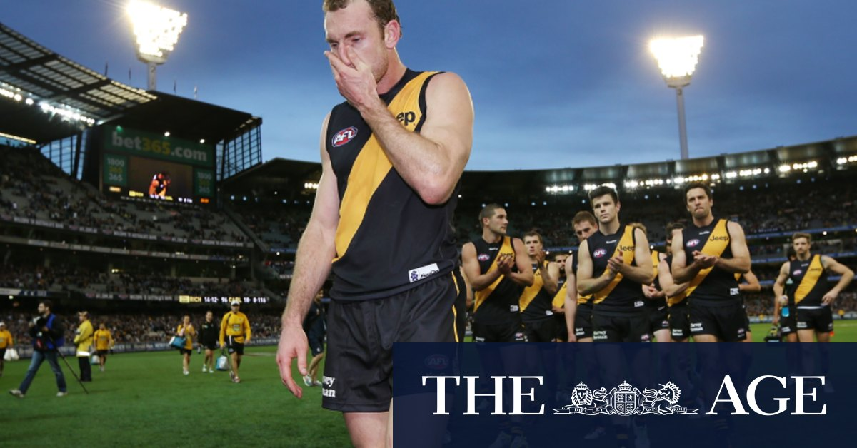 Shane Tuck's name is enough to make old Tigers smile