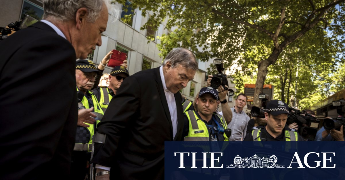 Pell media contempt case likely to go to trial as negotiations stall – The Age