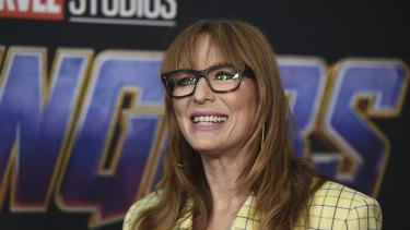 Marvel casting director extraordinaire, Sarah Finn.