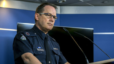 Victoria Police counter terrorism boss Ross Guenther says the force needs to adopt world-leading strategies to stop deadly attacks.