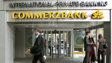A merger with Commerzbank is one of the radical solutions being floated by market-watchers.