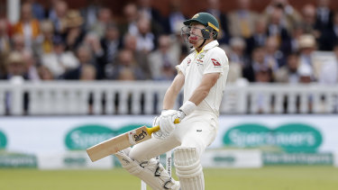 Tough as teak: Marnus Lubuschagne's fighting spirit will be needed at Leeds.