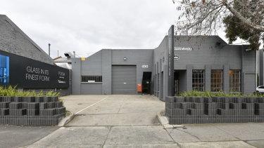 488-490 Swan Street Richmond.