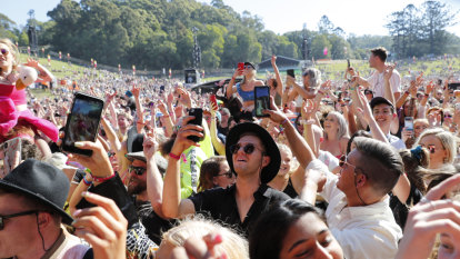 Festival industry urges Berejiklian government to hold 'immediate' safety roundtable