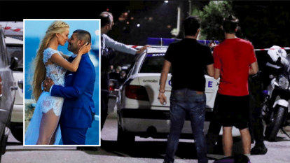 Sydney gangster John Macris' new life cut short in Greece